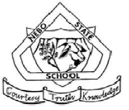 Nebo State School - Education Guide