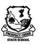 Prospect Creek State School