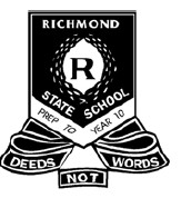 Richmond State School - Education Guide