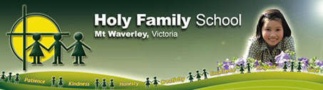 Holy Family Primary School Mt Waverley - Education Guide