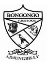 Bongongo Public School