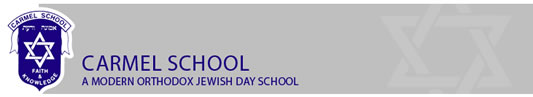 Carmel School - Education Guide