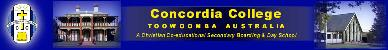 CONCORDIA COLLEGE - Education Guide