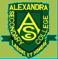 ALEXANDRA SECONDARY COLLEGE