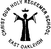 CHRIST OUR HOLY REDEEMER SCHOOL