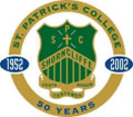 St Patrick's College Secondary - Education Guide