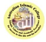 The Australian Islamic College Perth