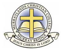 Murray Bridge Christian College - Education Guide