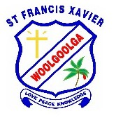 St Francis Xavier Primary School Woolgoolga - Education Guide
