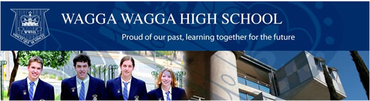 Wagga Wagga High School - Education Guide