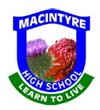 Macintyre High School