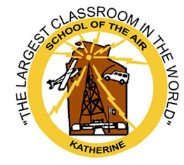 Katherine Pre-School Of The Air - Education Guide